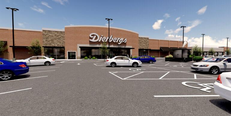 Dierbergs Elevation 1