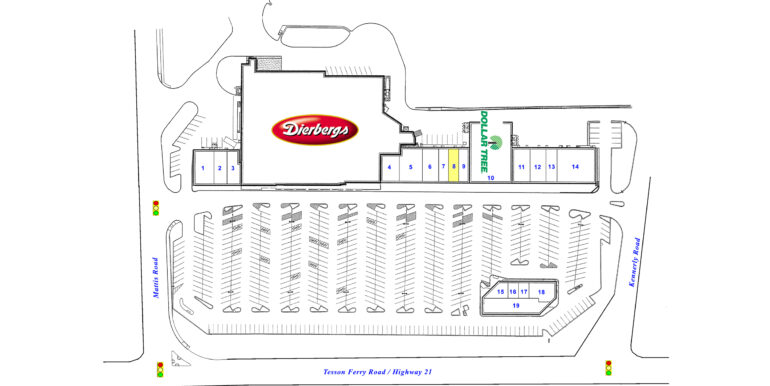 Southroads Web Site Plan