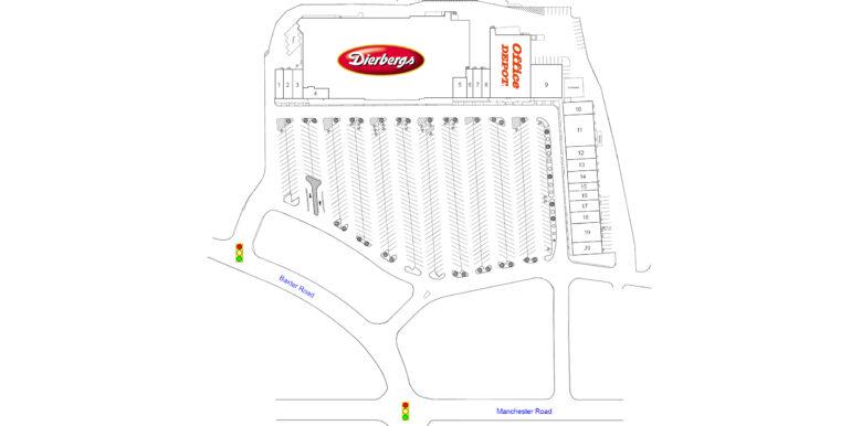 Lafayette Site Plan
